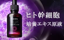 ヒト幹細胞培養エキス原液